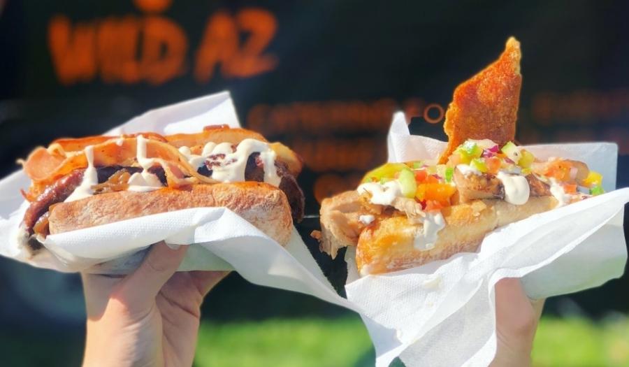 Wild Az Catering- yummy