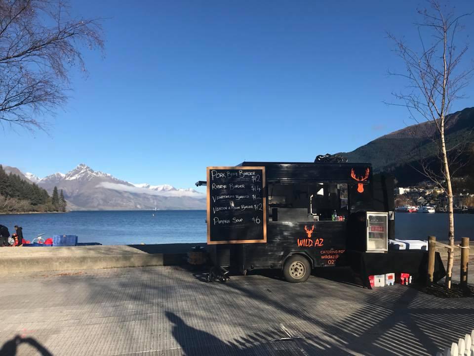 Food Truck Wild AZ 1