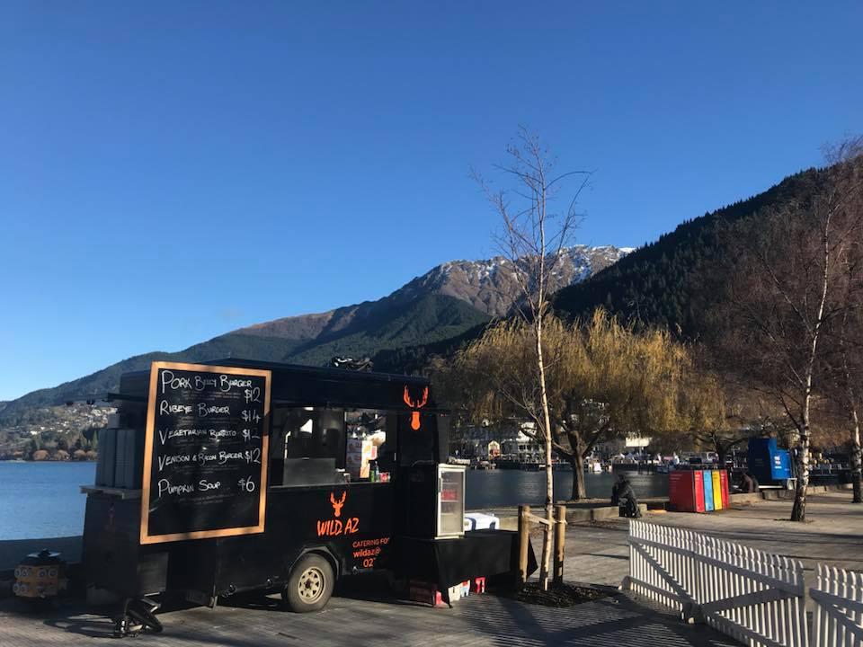 Food Truck Wild AZ 2